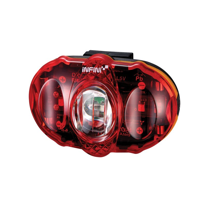 Taillight vista INFINI bike lighting